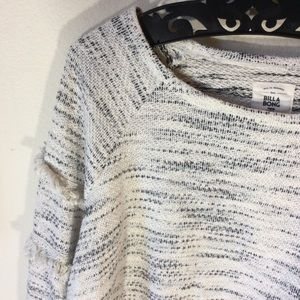 Billabong Cozy Fringe Sweatshirt Surfer Girl